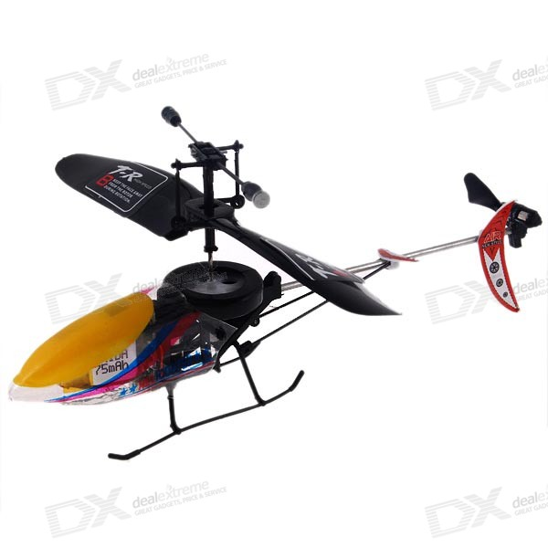 Mini Pocket R/C Model Helicopter