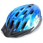 Cool Sports Cycling Helmet - Blue + Black (58~63cm)