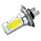 H7K 6500K 240LM 4-LED White Light Fog Lamp for Car (DC 12~24V)