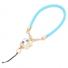 Stylish Decorative Mobile Phone Strap - Random Color