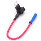 Add-A-Circuit Blade Fuse Holder with 20A Blade Fuse (Small Size)