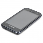 "X19i Android 2.3 WCDMA TV Smartphone w / 4.1"" capacitif, Wi-Fi et GPS - noir"