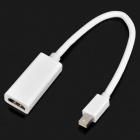 Mini Displayport to HDMI Adapter - White