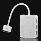 Apple Multi-Functional Card Reader + USB 2.0 3-Port HUB - White