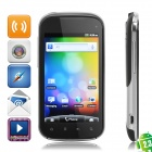 "A1 Android 2.3-WCDMA TV Smartphone w / 4.0"" kapazitiven, Wi-Fi, GPS und Java - Black"
