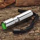 SMALL SUN ZY-C1 CREE Q5 3-Mode 250LM White LED Flashlight w/ Strap (1 x 123A/16340)