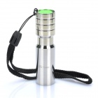 SMALL SUN ZY-C1 3-Mode 250LM White LED Flashlight w/ Strap (1 x 123A/16340)