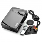 "D9H 5"" LCD LED Projector with HDMI / VGA / Scart / YPbPr / TV / S-Video - Black"