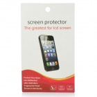 Protective Clear Screen Protector Guard Film w/ Cleaning Cloth for iPod Touch 4 (5-Piece Pack)