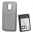Replacement 3.7V 3800mAh Extended Battery w/ Back Cover for Samsung Galaxy Nexus Prime i9250