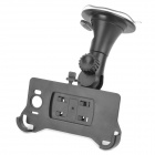 Car Mount Holder with Suction Cup + Charger for HTC Sensation XL / X315E / G21 - Black