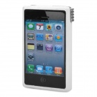Stylish Cool iPhone 4S Style Zinc Alloy Gas Lighter