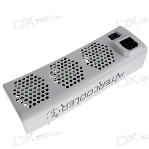 Thermo-Controlled Cooling Fan for XBox 360