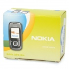 "Refurbished Nokia 2680 GSM Slide Phone w/ 1.8"" TFT LCD, Quadband, JAVA and FM - Grey"