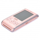 "Refurbished Sony Ericsson W595 Walkman GSM Phone w/ 2.2"" LCD Screen, FM and JAVA - Pink"