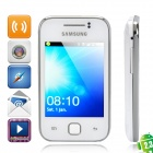 "Samsung Galaxy Y S5360 Android 2.3 WCDMA Smartphone w/ 3.0"" Capacitive, Wi-Fi and GPS - White"