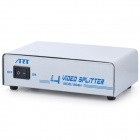 1-In 4-Out VGA Video Splitter (AC 220V)