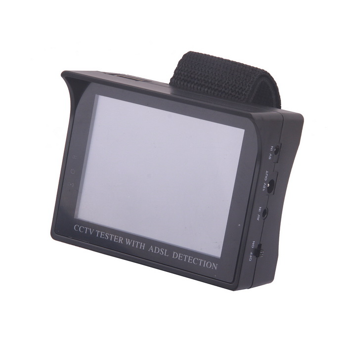 "3.5"" TFT LCD Monitor CCTV Security Camera Tester"