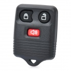Replacement 3-Button Transponder Smart Key Casing for Ford Car