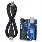 Arduino UNO 2011 ATmega328P-PU / ATmega8U2 USB Board with USB Cable