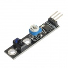 Line Hunting Sensor Module for Arduino (Works with Official Arduino Boards)