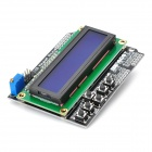 LCD Keypad Shield for Arduino Duemilanove & LCD 1602 (Works with Official Arduino Boards)