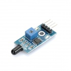 Flame Fire Detector Sensor for Arduino (Works with Official Arduino Boards)