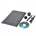 "HUION USB Graphics Drawing Tablet w/ Stylus - Black (8"" x 5"")"