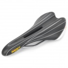 Genuine AEST Hollow Out Saddle - Black + White