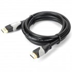 DisplayPort Male to HDMI Male Cable - Black + Grey (180cm)