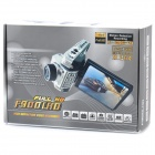 "1080P Wide Angle 16MP Car DVR Camcorder w/ LED Light / AV-Out / SD / HDMI (2.5"" LCD)"