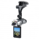 1080P Wide Angle 16MP Car DVR Camcorder w/ LED Light / AV-Out / SD / HDMI (2.5