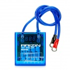 RAIZIN 3-Digit LED Voltage Stabilizer - Blue
