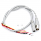 BNC Surveillance Security CCTV Camera Video Power Cable