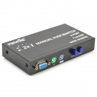 2-Port PS/2 KVM Switch Controller