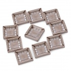 44-Pin PLCC IC Socket - Браун (10 шт Pack)