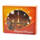 "2.8"" Touch Screen DVB-T Digital Player Television w/ TF - Black"