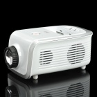 Compact Portable Mini Projector for Apple iPhone - White
