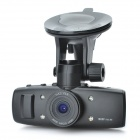 5.0MP CMOS Wide Angle Car DVR Camcorder w/ 4-LED Night Vision / TF / HDMI / AV-Out (1.5