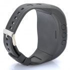 "1.4"" OLED GSM / GPS Personal Position Tracker Wrist Watch - Black"