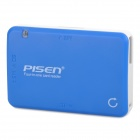 Pisen High Speed USB 2.0 Multifunction 4-in-1 Card Reader - Blue + White