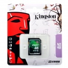 Genuine Kingston SDHC CLASS 10 SD Card with Write Protection Switch (8GB)