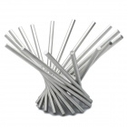 Model Stainless Steel Tubes Fruit Basket - Silver