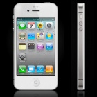 "Iphone 4S iOS5 WCDMA Smartphone w/3.5"" Retina Capacitive Screen and Siri - White (32GB / KR)"