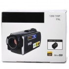 "3.0"" LCD 16 MP 16X Zoom Digital Camera w/ USB/SD/HDMI - Blue"