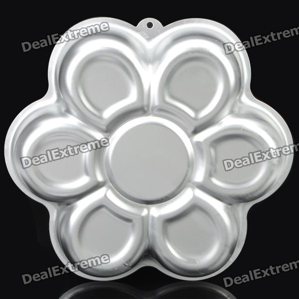 Aluminum Alloy Flower Power Shaped Cake Pan jiqi household electric baking pan sided heating cake machine scones machine grilled machine