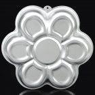 Aluminum Alloy Flower Power Shaped Cake Pan
