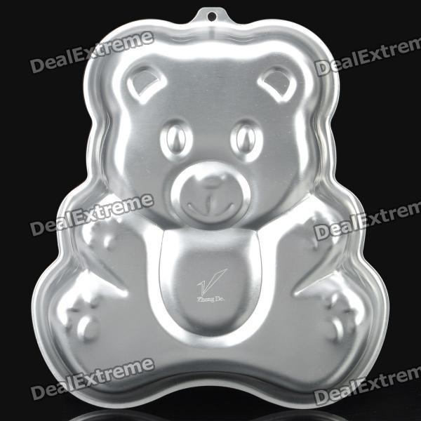 Aluminum Alloy Bear Shaped Cake Pan jiqi household electric baking pan sided heating cake machine scones machine grilled machine