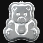 Aluminum Alloy Bear Shaped Cake Pan