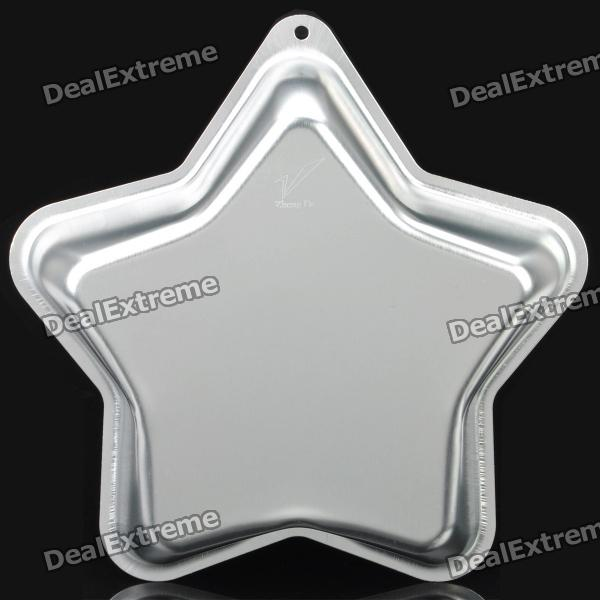 Aluminum Alloy Star Shaped Cake Pan jiqi household electric baking pan sided heating cake machine scones machine grilled machine